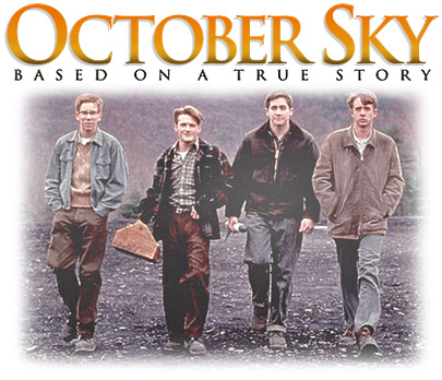 the scientific method in the october sky essay Scientific method and characteristics of life test:  october sky teaching assignment-thursday november 12  this i believe essay recording-due friday october 9.